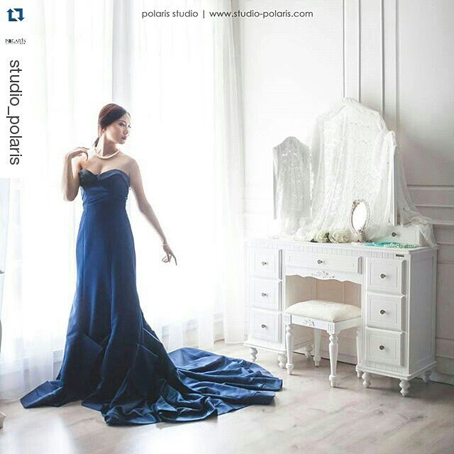 thank you @studio_polaris for tagging us, -featuring our popular Dressing Table ♥♡ Visit our showroom at Bintaro Sector 9!^^