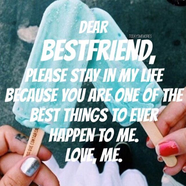 Top 100 bff quotes photos Bestfriend Quote // To all the friends out there // I am so so sorry I haven't posted in so long!! It's been a long week haha • • Comment suggestions! Send me a quote you want me to post or make an edit of! • • • #quotes #quote #quotesdaily #memories #inspiringquotes #todaysquotes #quotesoftheday #popsicle #best #friend #bestfriend #bff #bestie #bestfriendquotes #bffquotes #bestiequote #letter #dearbestfriend See more http://wumann.com/top-100-bff-quotes-photos/