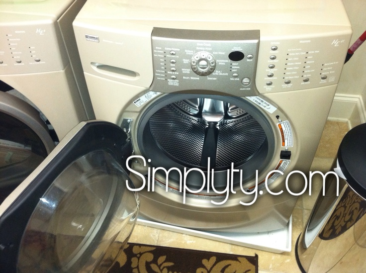 Remove the sour smell from front load washers, How to clean it. Its a long post but really good at explaining how to remove it and keep the smell from coming back.