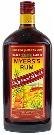 Myers's Rum - Original Dark | Hampton Roads Happy Hour