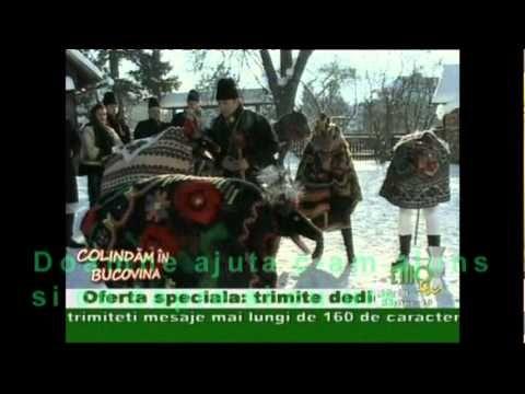 Cu colinda in Bucovina