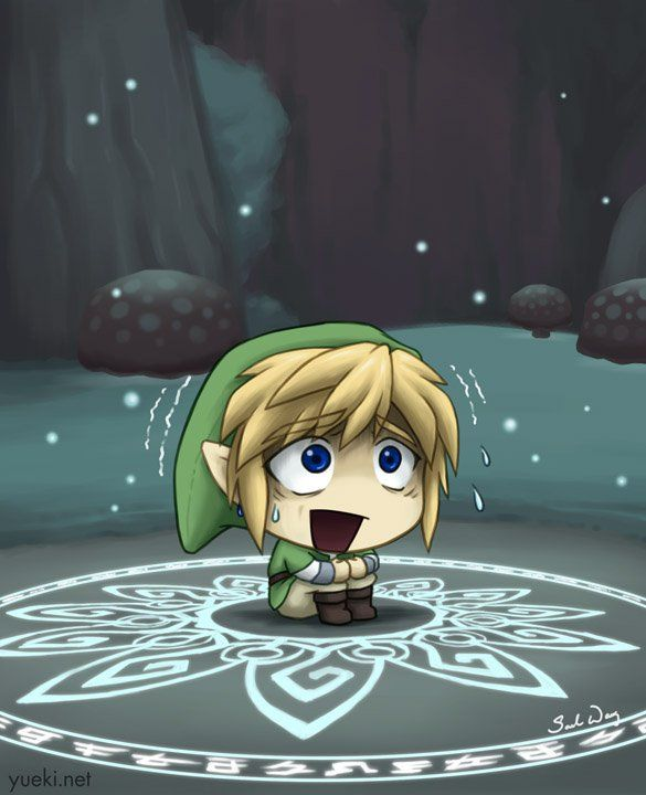 Link dans une psylasis x(