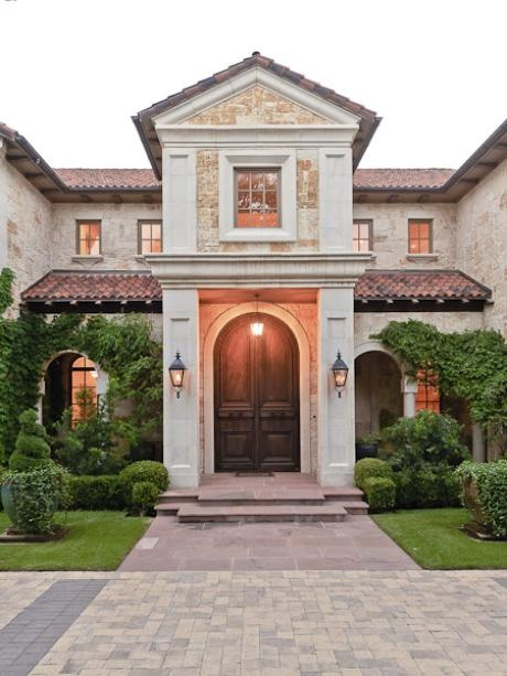 296 best images about home design front doors on pinterest for Entry courtyard design ideas