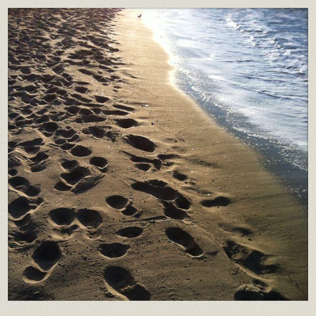 italy beach Fiumicino