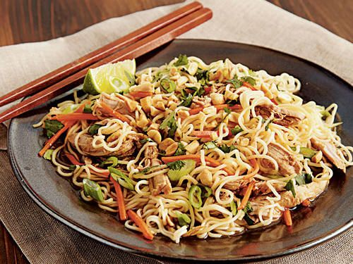 Chinese Pork Tenderloin with Garlic-Sauced Noodles | There's a reason why slow cooker recipes are wildly popular. We want convenience, and we want—and need—it now. The slow cooker delivers just that, working hard for us while we're hard at work, welcoming us home to a fragrant dinner that's just waiting to be enjoyed. This simple appliance works miracles with tough, inexpensive cuts of meat, coaxing out incredible flavor and turning out meltingly tender results. Through its low, slow…
