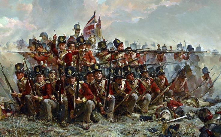The Brown Bess – Eight Amazing Facts About the Musket that Made the British Empire – MilitaryHistoryNow.com