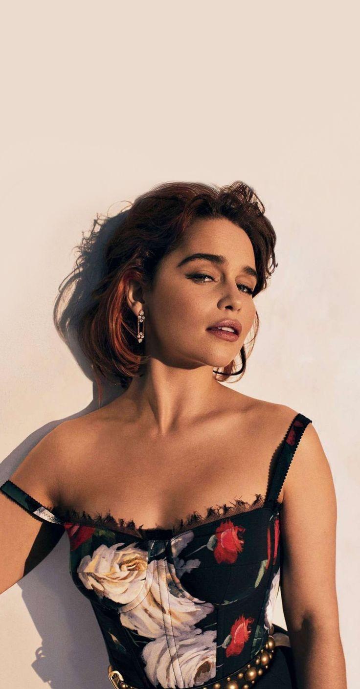 Emilia Clarke | Emilia Clarke | Actrices hermosas, Mujeres ...