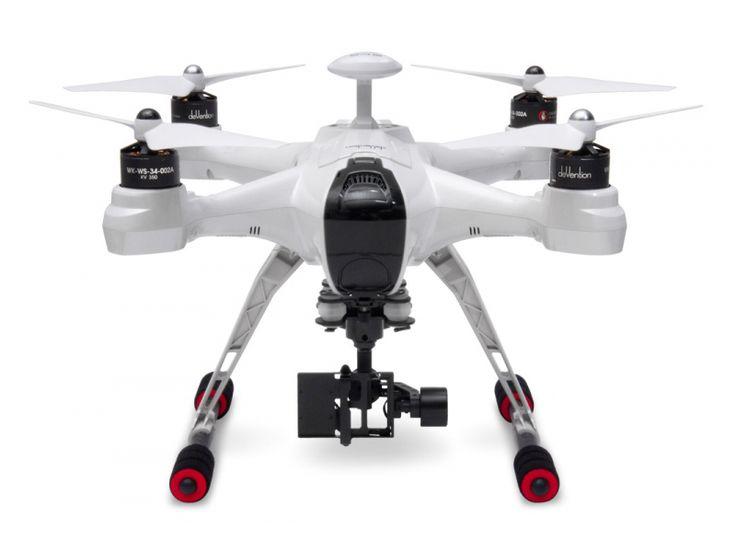 Walkera QR X350 Premium GoPro förberedd Walkera - Quad / Drönare - Radiostyrt