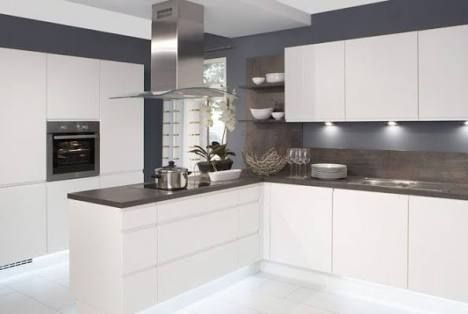 Image result for kitchens with no handles