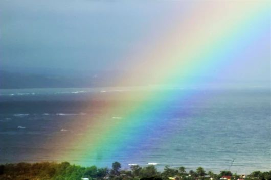 Treasure at the end of the rainbow......every day brings a new opportunity! Here's one to start the next chapter of your life...your very own Caribbean beachfront acreage in Cabarete, Dominican Republic...check it out! http://www.our-dominican-republic.com/vecinos_for_sale.html photo credit to Carol Moore - thx luv!