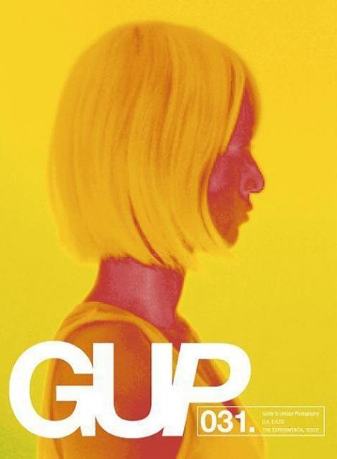 GUP magazine cover