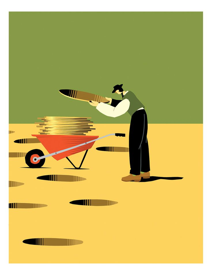Selected Illustrations | Craig Frazier