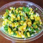 Mango Salsa Recipe With Parsley
