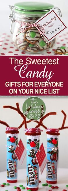 """The Sweetest Candy Gifts for Everyone on Your """"Nice"""" List