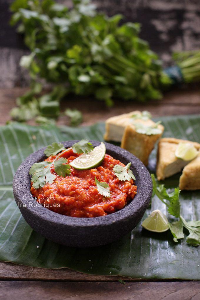 Cooking Tackle: Sambal Oelek (Sambal Ulek)