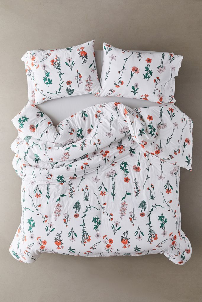 30++ Full size floral bedding ideas