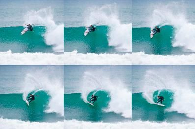 The art of surfing pointbreaks, with king of J-Bay, @jordysmith88. http://bit.ly/1dJKdjN  via @Stabmagazine