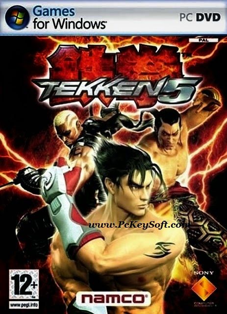 Tekken 5 Game For PC Highly Compressed Free Downloader from my site. This game is developed by Namco Company. Tekken 5 Game For PC is a fighting game.