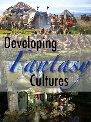 Fantasy Writing: Developing Fantasy Cultures. Great stuff for writers hoping to create a fantasy world ... hobbits, house elves, and your fantasy folk, oh my! #writingbiz #writingtips www.OneMorePress.com