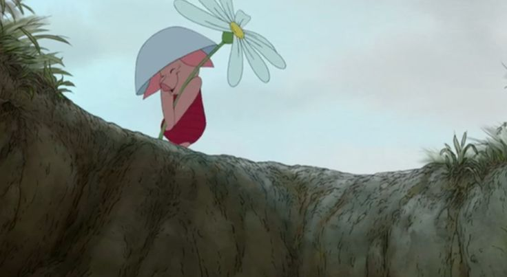 If you had to choose a Disney best friend, Piglet would make a f-f-fantastic choice: http://di.sn/q1b