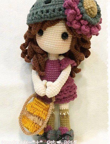 Amigurumi Doll Hair Bun : 130 best images about baby DIY on Pinterest Viking ...