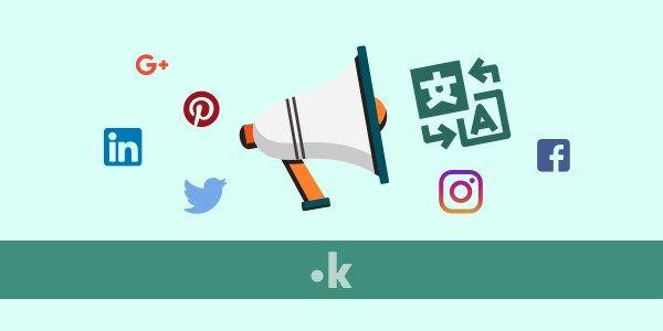 Linguaggi diversi per ogni canale sui vari #SocialMedia