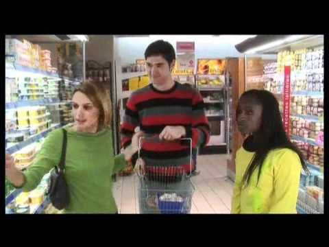 ▶ Au supermarché | Vista Higher Learning - YouTube