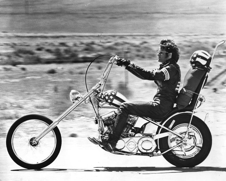 Easy rider..started it all :: - repined by http://www.vikingbags.com/ #VikingBags