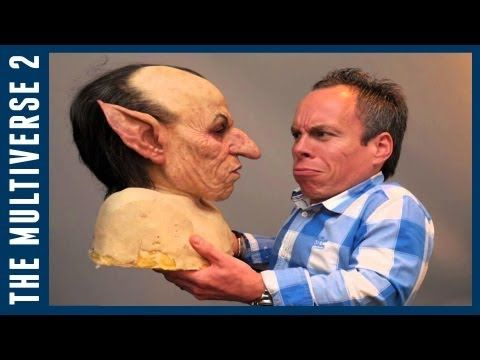 Make Up Is For The Audience | Warwick Davis Interview - YouTube