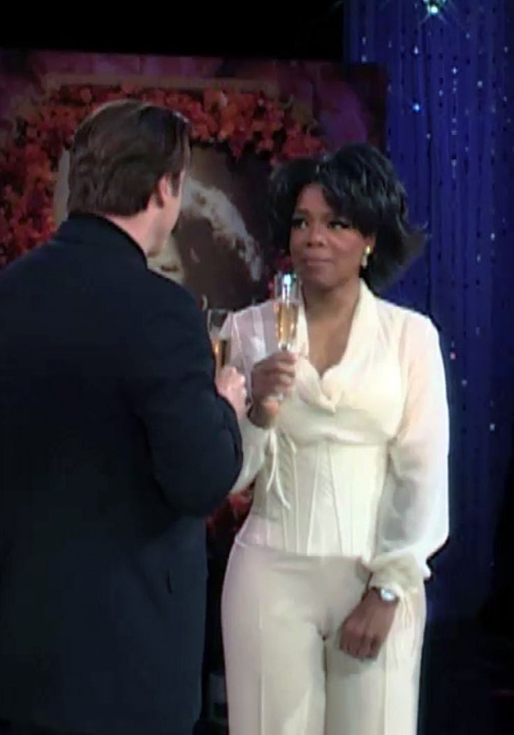 """"""" The Birthday Toast That Brought Oprah to Tears """""""