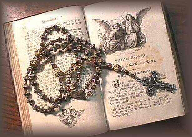 """The Value of the Rosary: Father Gabriel Amorth, chief exorcist of the Vatican, wrote that a colleague of his heard the devil say during an exorcism: """"Every Hail Mary is like a blow on my head. If Christians knew how powerful the Rosary was, it would be my end."""" The secret that makes this prayer so effective is that the Rosary is both prayer and meditation. It is addressed to the Father, to the Blessed Virgin, and to the Holy Trinity, and is a meditation centered on Christ."""