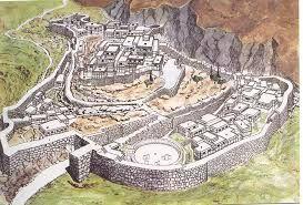 Restoration of Mycenae