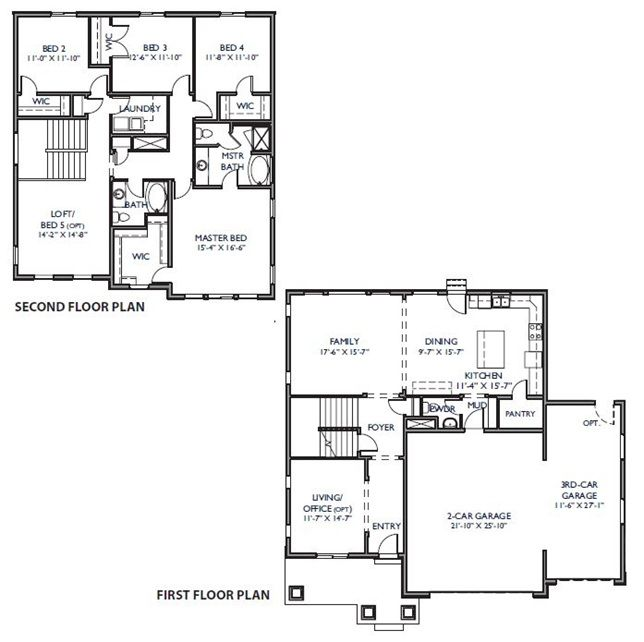 Flooring Sale Glasgow: 31 Best Winchester Homebuilders Floor Plans Images On
