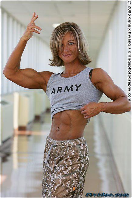 Jennifer Chehardy | Fitness Models | Pinterest