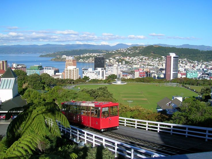 Step into the past with a ride on the famous heritage Cable Car and enjoy the great panoramic views from the lookout. (Photo courtesy of Wikipedia)