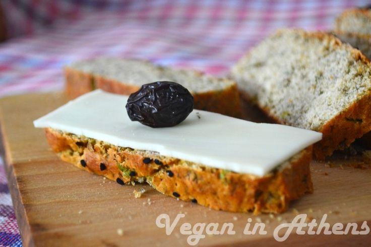 Ζυμωτό ψωμί χωρίς γλουτένη - Vegan in Athens