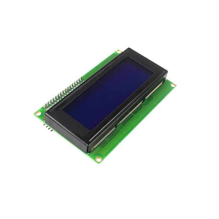 Módulo de LCD Monitor de Exibição LCD2004 2004 20*4 20X4 5 V Tela Azul Backlight Caráter e IIC I2C para arduino DIY KIT