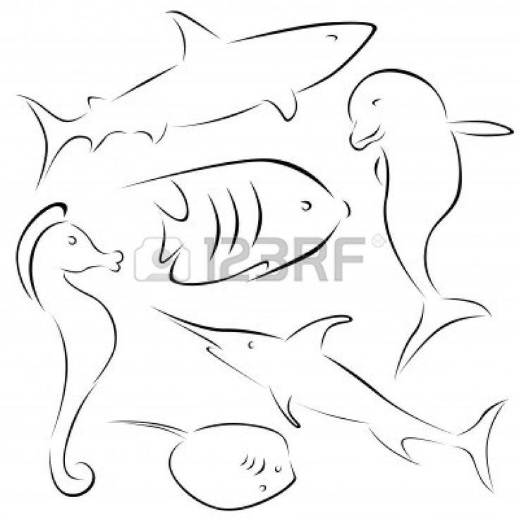 Fish Designs Royalty Free Cliparts, Vectors, And Stock ...