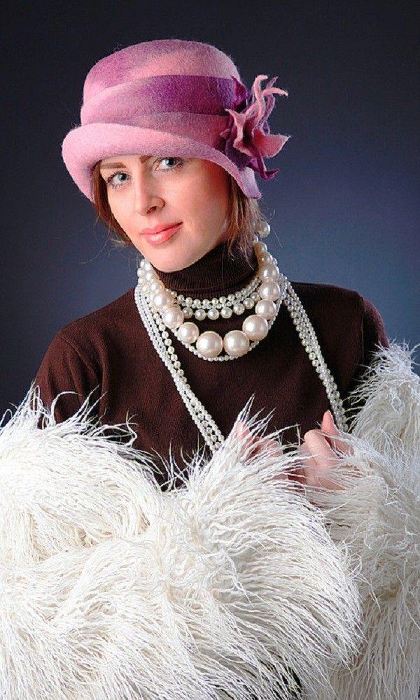 """Киев мастер-класс """"Шляпы, шляпки, шапочки"""" - Ярмарка Мастеров - ручная работа, handmade"""