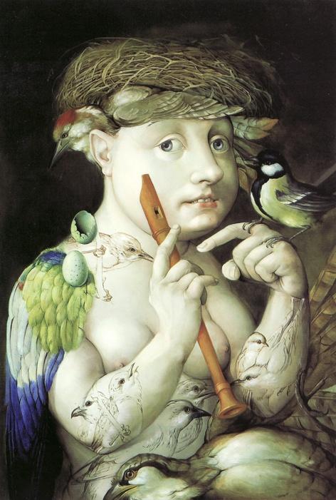Papagena by Hans Reiser