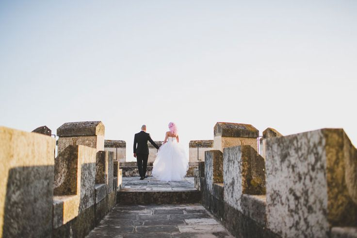 The Fort Luxury Wedding Venue in Portugal is the most exclusive and luxurious wedding venue by the beach! Ideal for luxurious destination weddings in portugal by the sea! For more info please email us at: info@lisbonweddingplanner.com