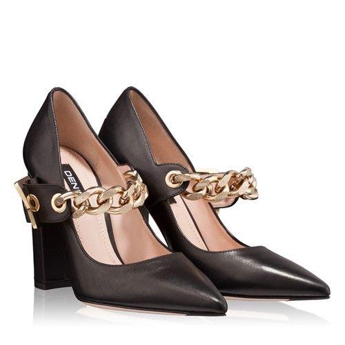 Pantofi dama eleganti negri
