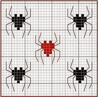 """Delicate Corner: Charts Cross Stitch """"Spiderman"""""""