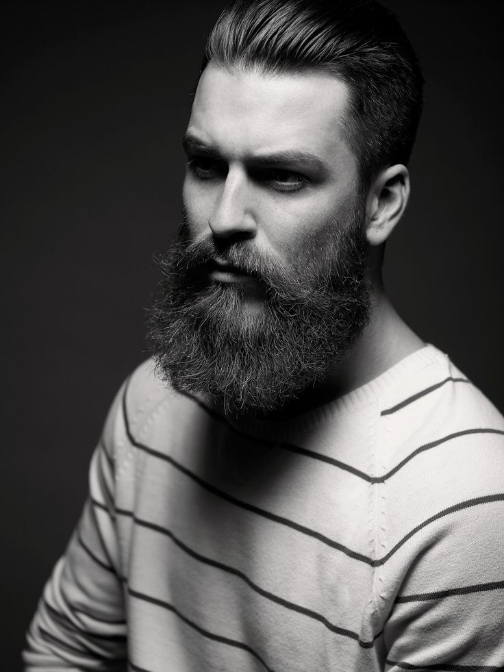 """the-bearded-stag: """"Great stache and beard combo from this Man @wuuulli www.thebeardedstag.com #thebeardedstag """""""