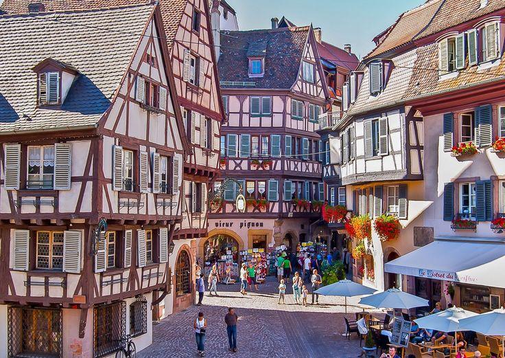 Partez à la rencontre de l'Alsace !