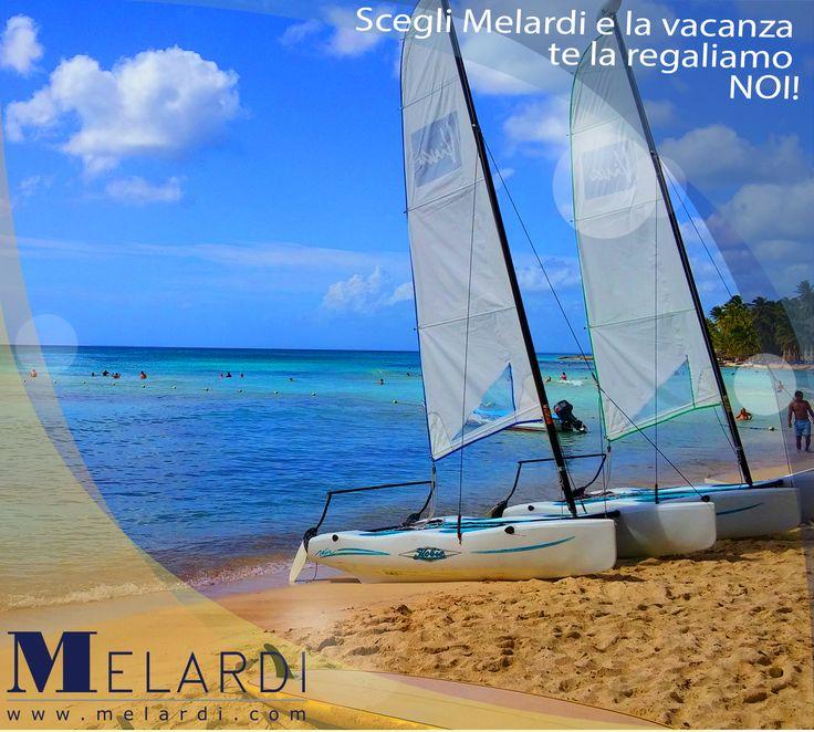 Arreda la tua casa con MELARDI e ricevi una vacanza da sogno in una delle più belle spiagge d'Italia! Acquistando il tuo bagno, la ceramica di casa, l'impianto di riscaldamento o tanto altro ancora, ricevi in regalo un coupon per una settimana di vacanze per 2/4 persone più un bambino. Regolamento disponibile presso il nostro punto vendita di Bronte. Seguici sui social! #melardi #promo #coupon #vacanza #summer #estate #mare #relax