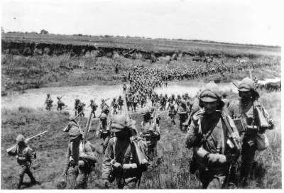 http://bertrambertram.blogspot.co.uk/  24th January 1900 The Battle of the Spion Kop Second Boar War   'You'll Never Walk Alone'