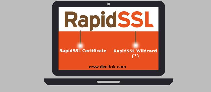 Buy or Renew Cheap RapidSSL Certificates from the our official website Deedok.com. RapidSSL is cheapest certificate authority that makes it easy to secure your site.