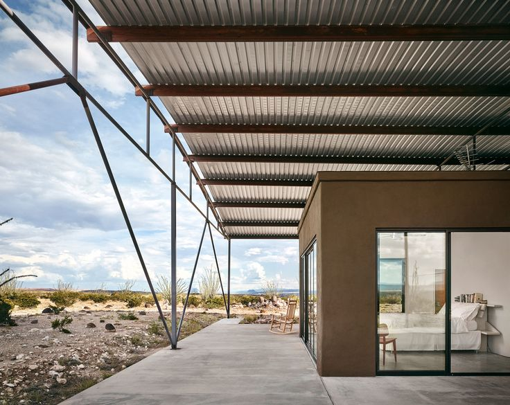 8 Modernist Marfa Homes That Epitomize High-Desert Style Photos | Architectural Digest