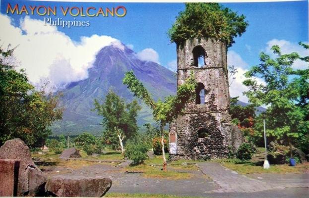 Legazpi's Mayon Volcano